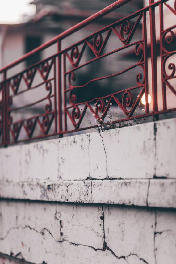 Nowoczesne bramy i balustrady